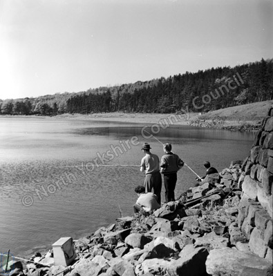 Fishing, Swinsty Reservoir